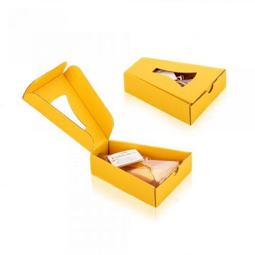 Med in žganje, med z dodatki, darilni seti v lični embalaži fermedica 35
