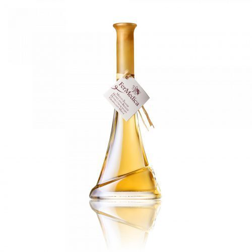 Med in žganje, med z dodatki, darilni seti v lični embalaži fermedica 5