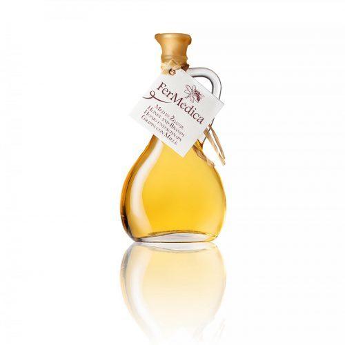 Med in žganje, med z dodatki, darilni seti v lični embalaži fermedica 10