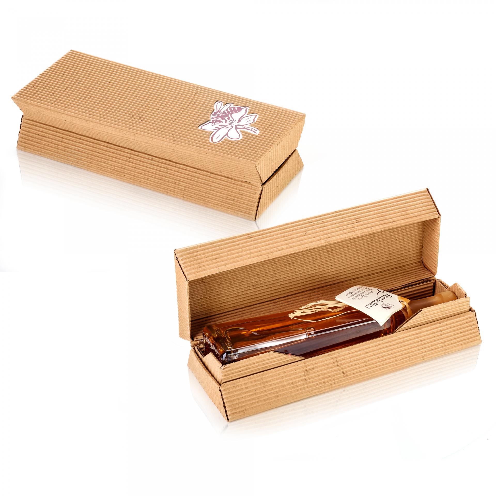 Med in žganje, med z dodatki, darilni seti v lični embalaži fermedica 41