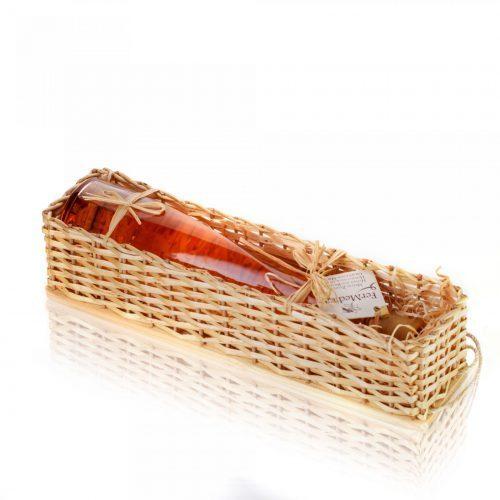 Med in žganje, med z dodatki, darilni seti v lični embalaži fermedica 46