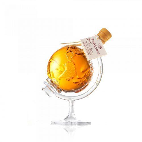 Med in žganje, med z dodatki, darilni seti v lični embalaži fermedica 50