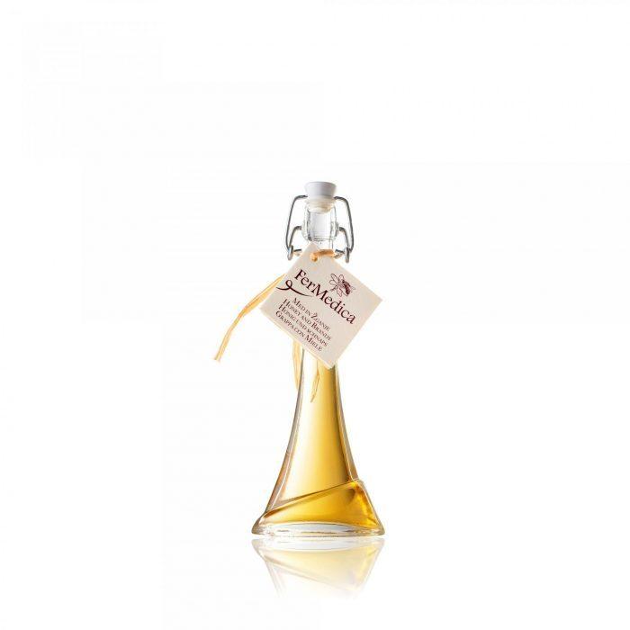 Med in žganje, med z dodatki, darilni seti v lični embalaži fermedica 54