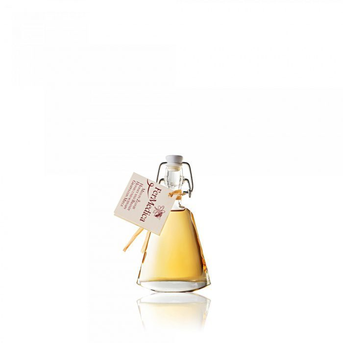 Med in žganje, med z dodatki, darilni seti v lični embalaži fermedica 55