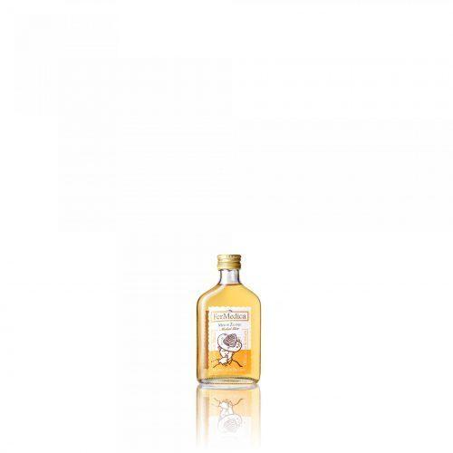 Med in žganje, med z dodatki, darilni seti v lični embalaži fermedica 56