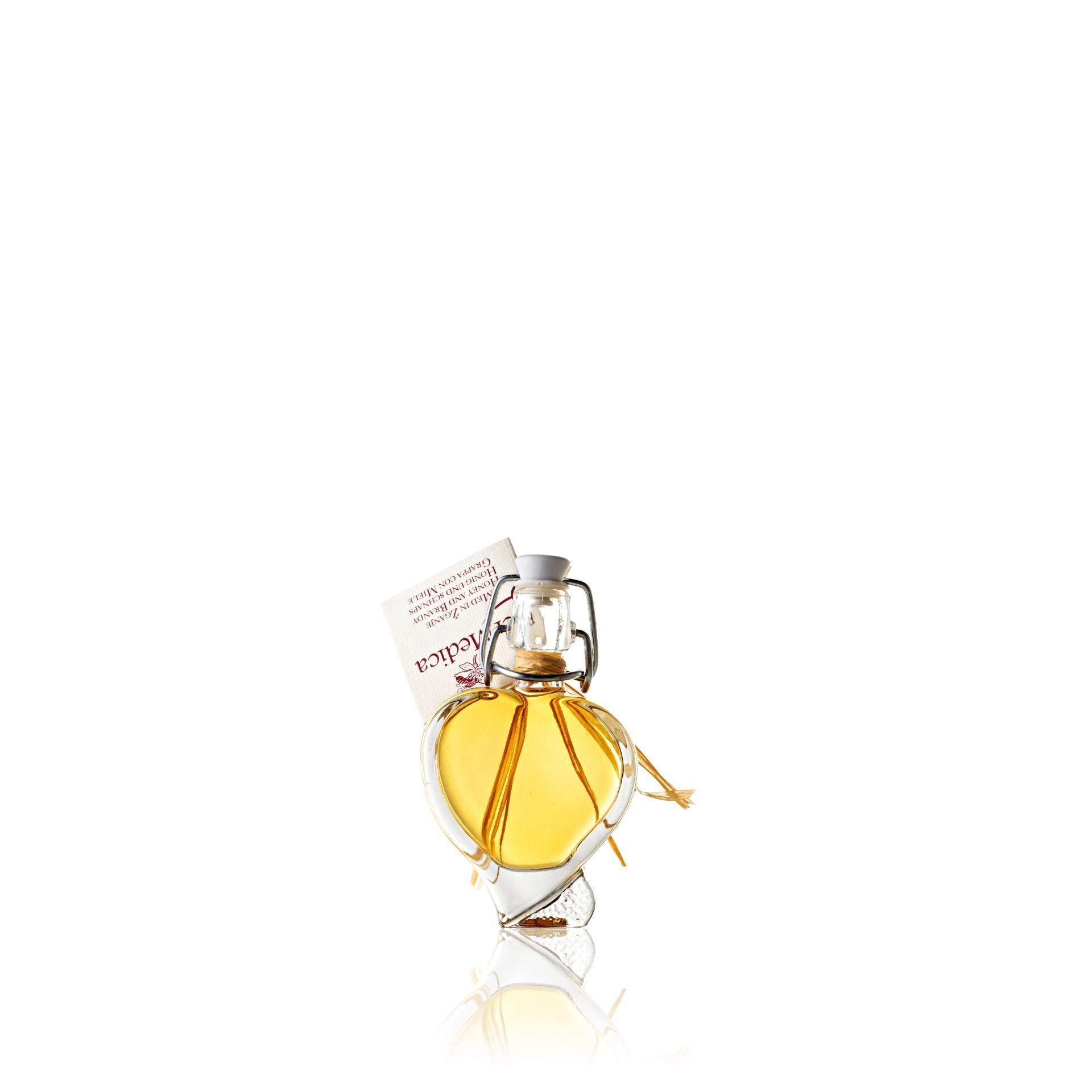 Med in žganje, med z dodatki, darilni seti v lični embalaži fermedica 57