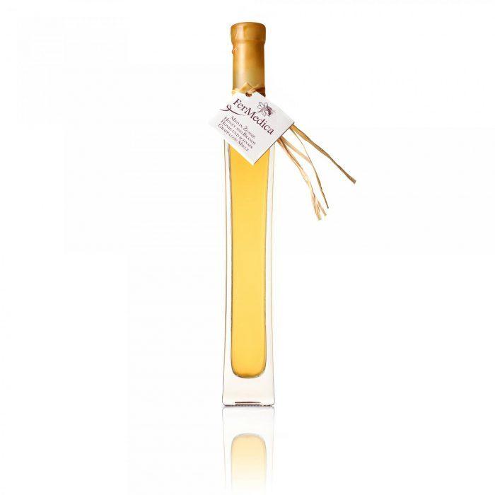 Med in žganje, med z dodatki, darilni seti v lični embalaži fermedica 6