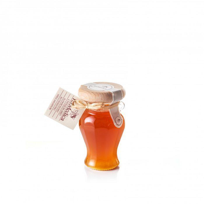 Med in žganje, med z dodatki, darilni seti v lični embalaži fermedica 68