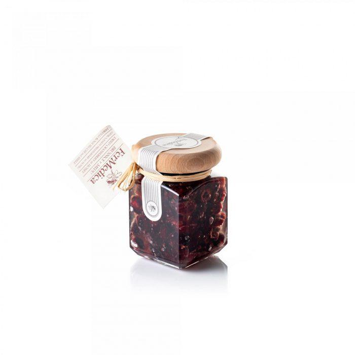 Med in žganje, med z dodatki, darilni seti v lični embalaži fermedica 73