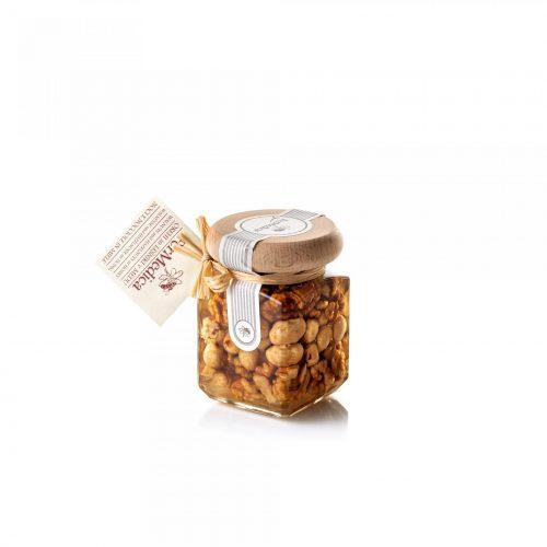 Med in žganje, med z dodatki, darilni seti v lični embalaži fermedica 74
