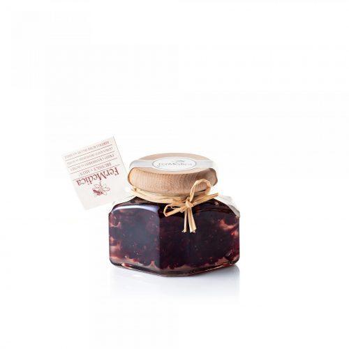 Med in žganje, med z dodatki, darilni seti v lični embalaži fermedica 80
