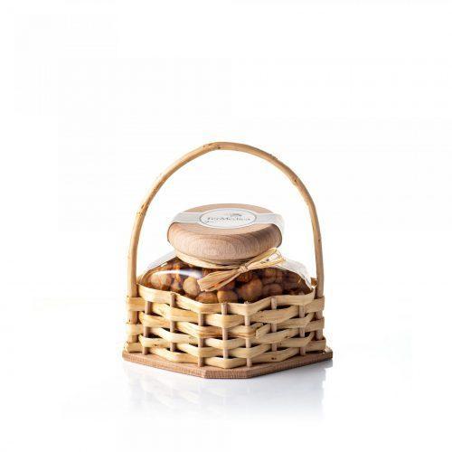 Med in žganje, med z dodatki, darilni seti v lični embalaži fermedica 82