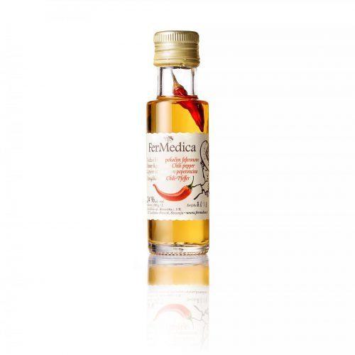Med in žganje, med z dodatki, darilni seti v lični embalaži fermedica 9