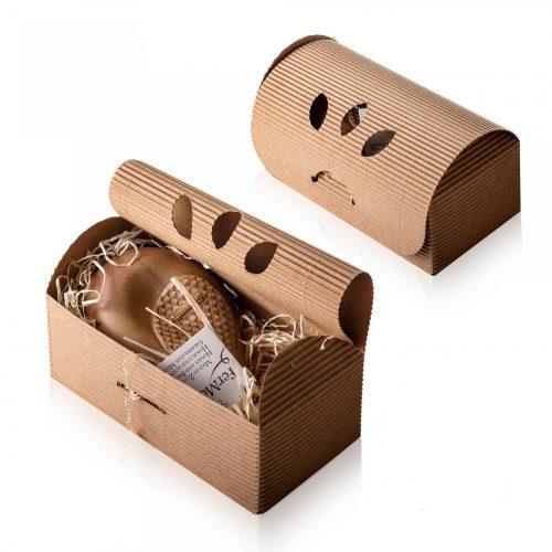 Med in žganje, med z dodatki, darilni seti v lični embalaži fermedica 90