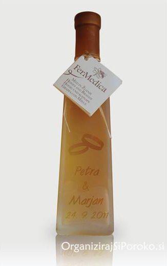Med in žganje, med z dodatki, darilni seti v lični embalaži fermedica Fermedica_11
