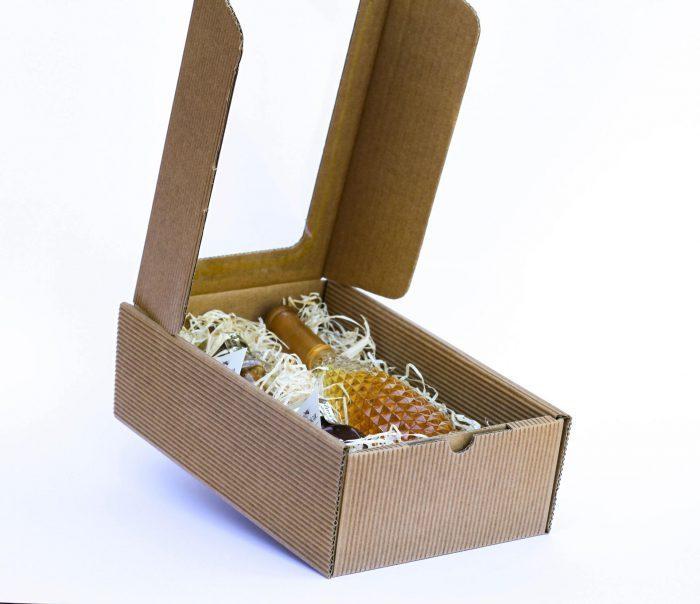 Med in žganje, med z dodatki, darilni seti v lični embalaži fermedica IMG_2162