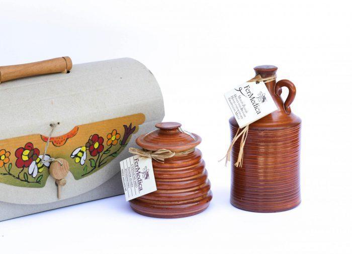 Med in žganje, med z dodatki, darilni seti v lični embalaži fermedica IMG_2259