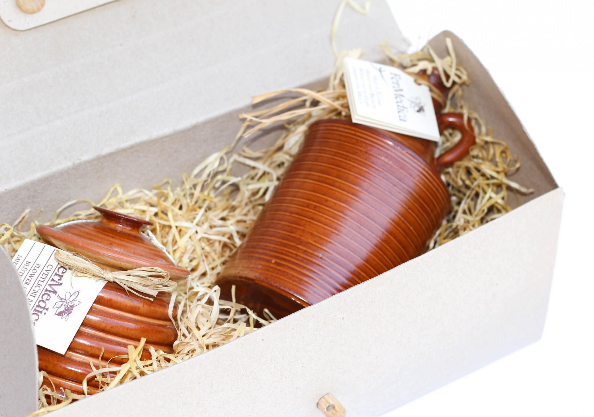 Med in žganje, med z dodatki, darilni seti v lični embalaži fermedica IMG_2264