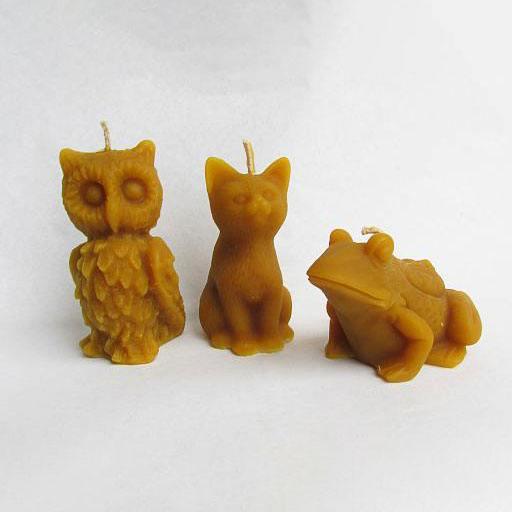 Svečke-iz-voska-figurice